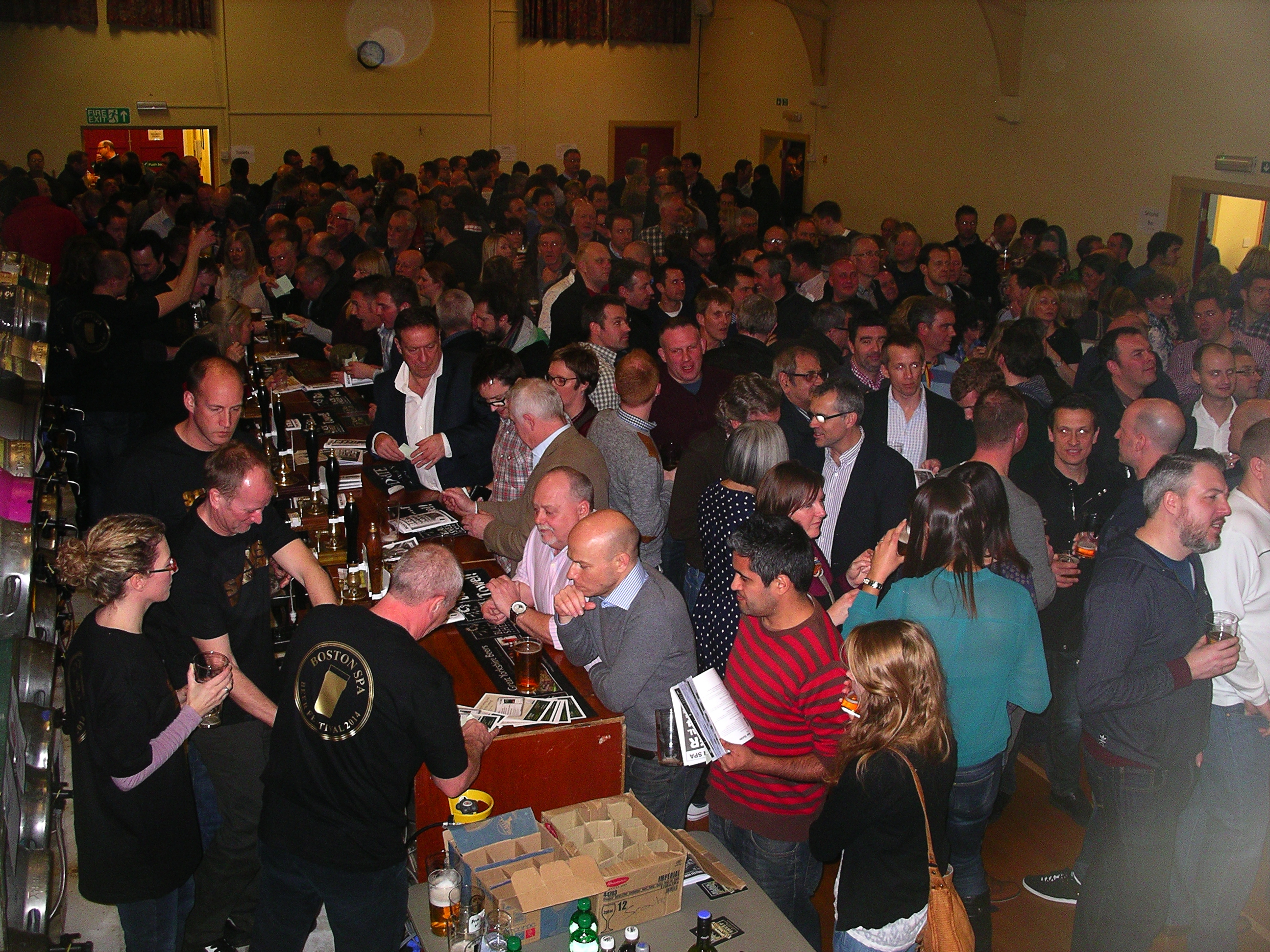 Boston Spa Beer Festival